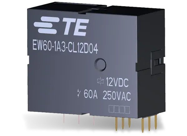 TE Connectivity - EW60 PCB Relays
