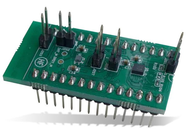 Bosch BMI270 Shuttle Board